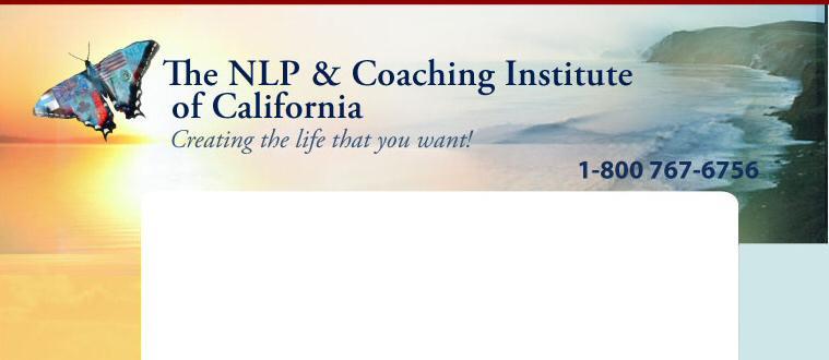 NLP Coaching Institue