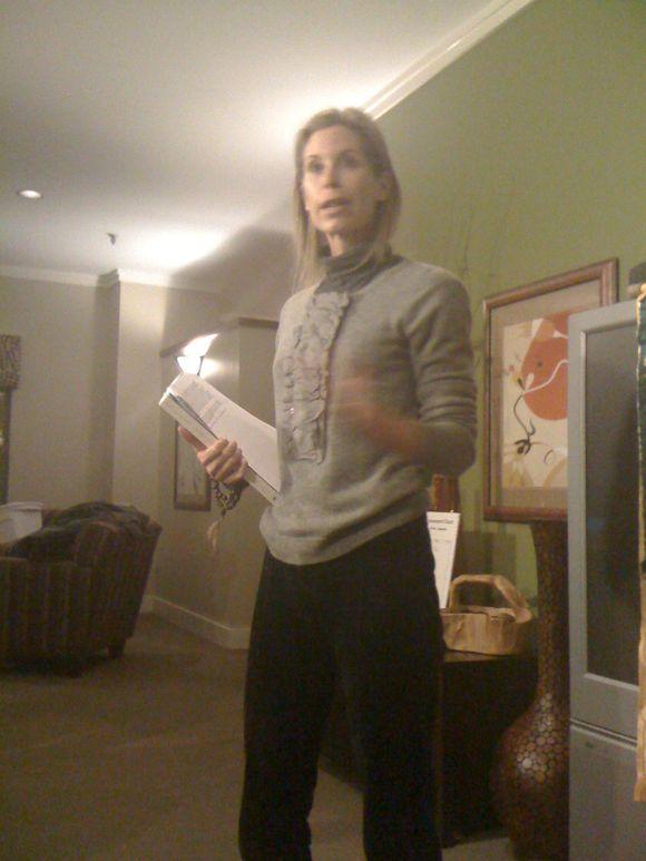 Yoga benefits - Joelle Rabion