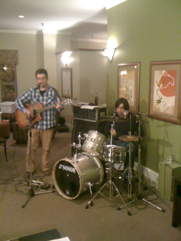 Jamming @ ET with Benito & Louie