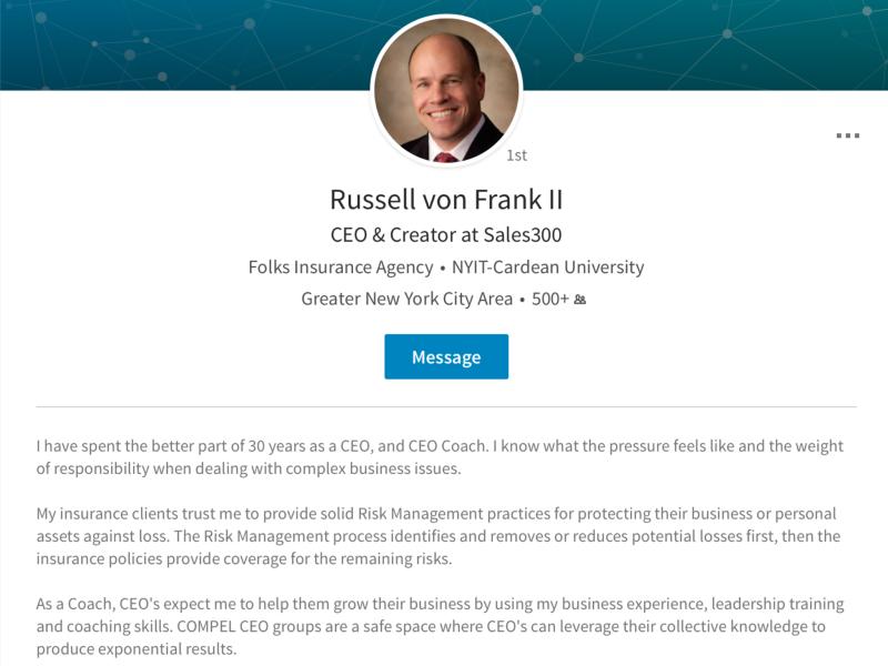 Russ Von Frank