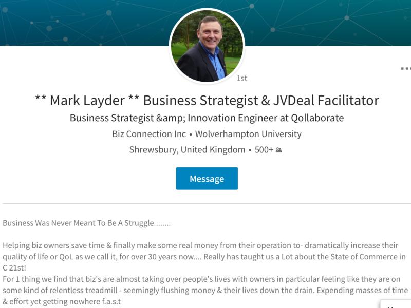 Mark Layder