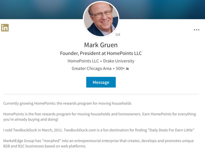Mark Gruen