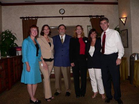ET Officers - July, 2006